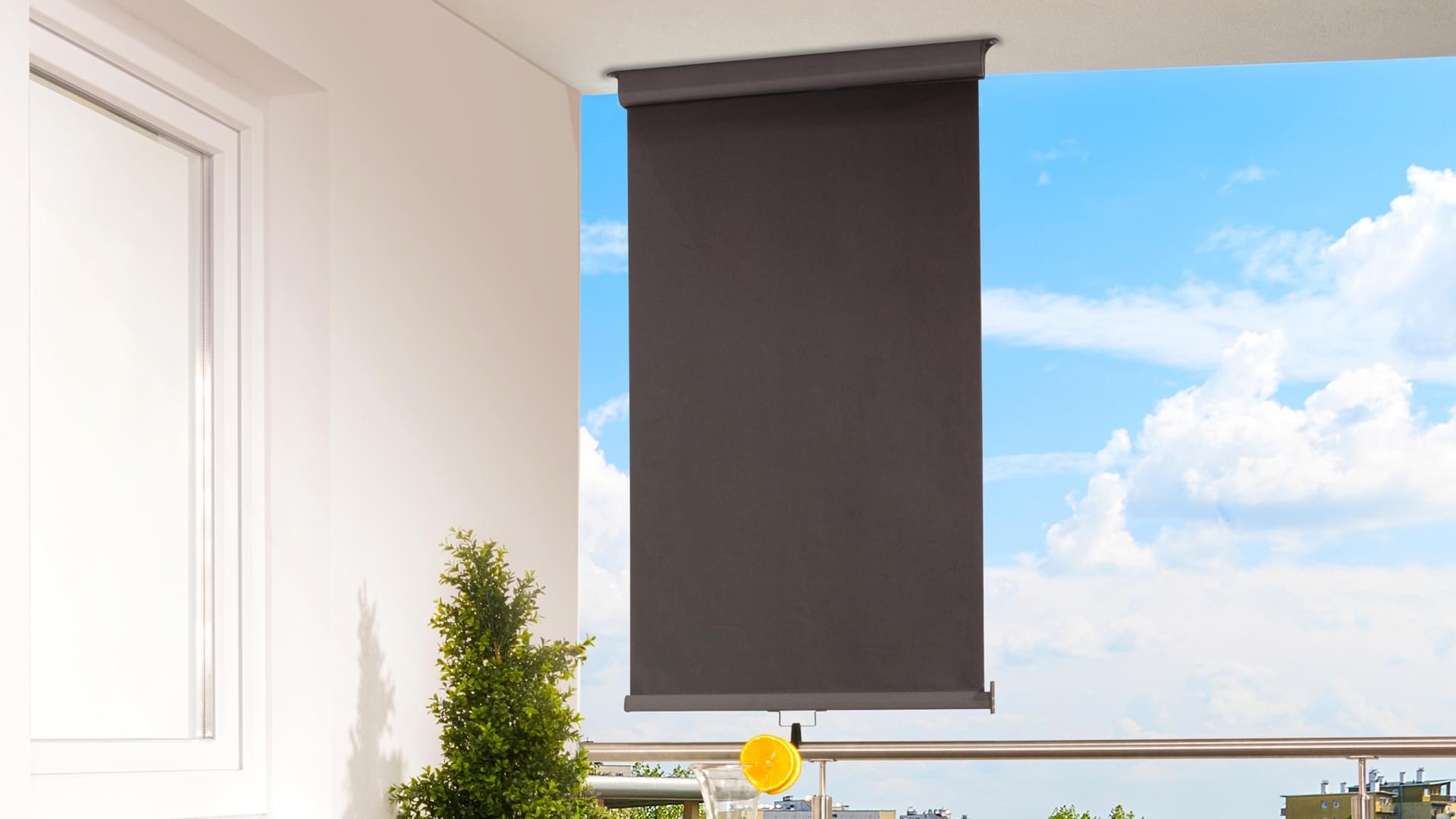 balkon markise up hecht international. Black Bedroom Furniture Sets. Home Design Ideas
