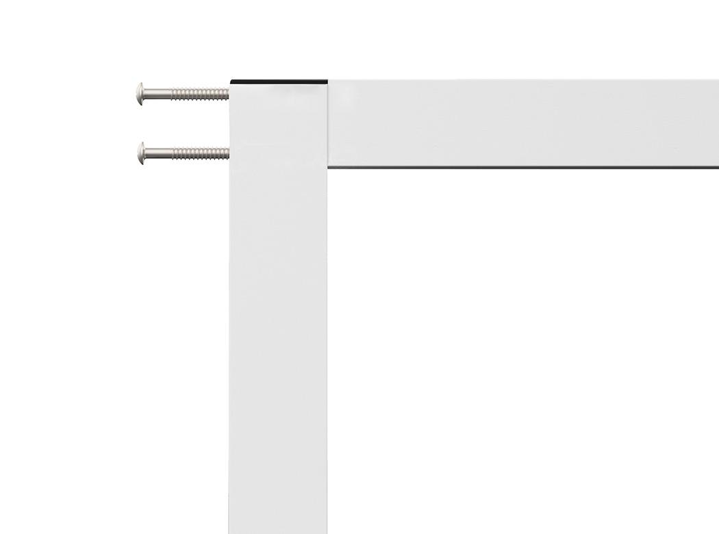 insektenschutz f r fenster master slim detail 3 hecht international. Black Bedroom Furniture Sets. Home Design Ideas
