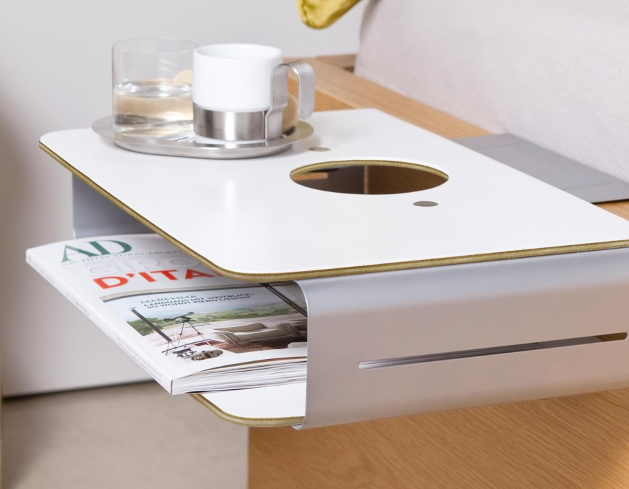mini nachttisch hecht international. Black Bedroom Furniture Sets. Home Design Ideas