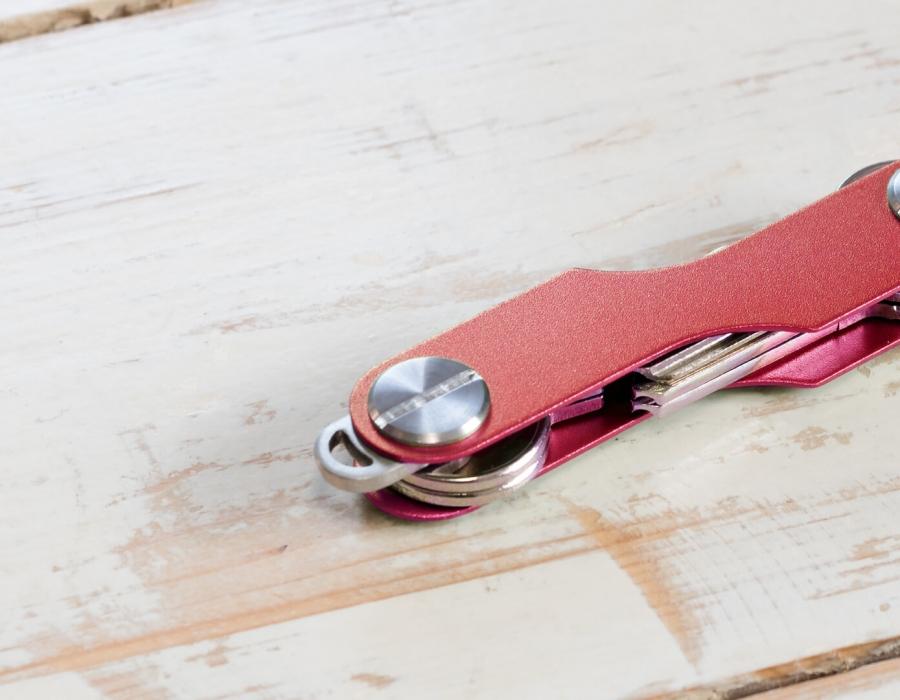 Schluesselhalter Key+ rot