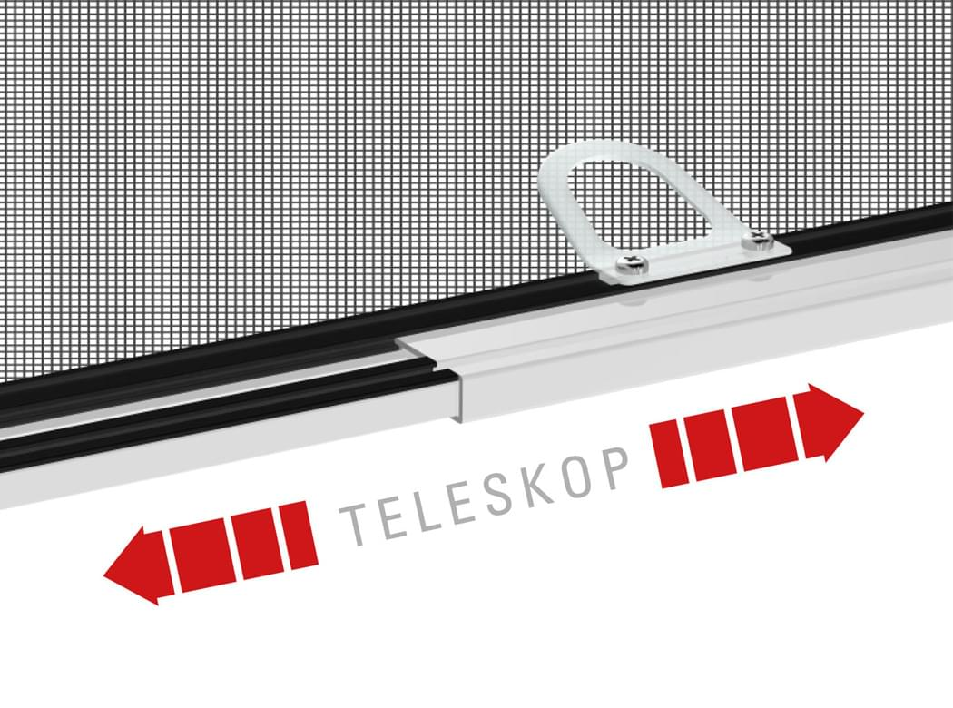 fenster teleskopbausatz hecht international. Black Bedroom Furniture Sets. Home Design Ideas