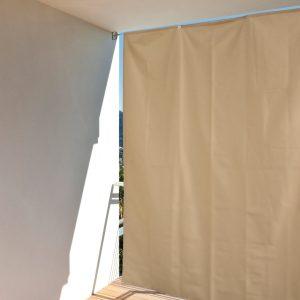 vertikaler sonnenschutz beige hecht international. Black Bedroom Furniture Sets. Home Design Ideas